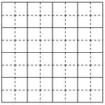 WPSOffice中迅速设计田字格答案制作字体及题目图片